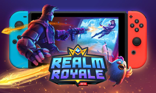Realm Royale Exclusive Interview With Baggins!