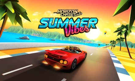 The Horizon is sunnier than ever. Summer Vibes, the first Horizon Chase Turbo DLC is available on all major gaming platforms