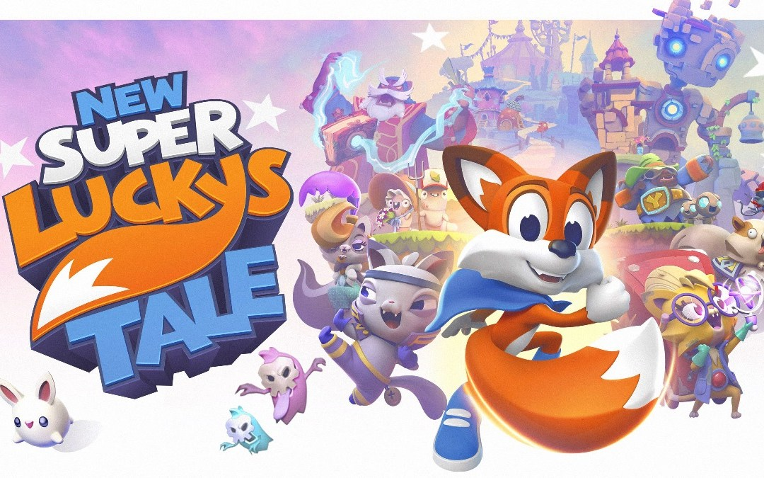 New Super Lucky's Tale out now for Nintendo Switch