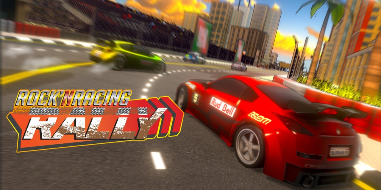 Rally Rock 'N Racing Switch Review