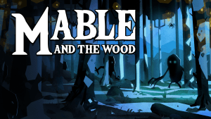 Mable and the Wood Logo