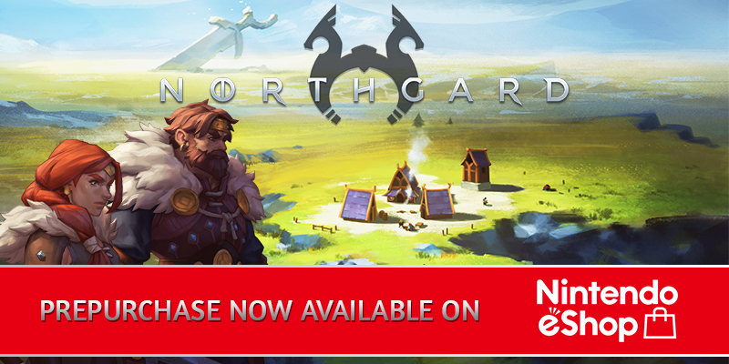 Viking RTS Northgard debuts in Nintendo Indie World trailer – Switch pre-orders with 20% discount now live