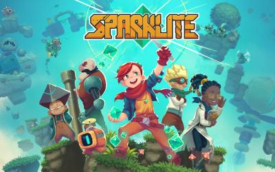 Explore Every Corner of Sparklite with Margo & Pogo!