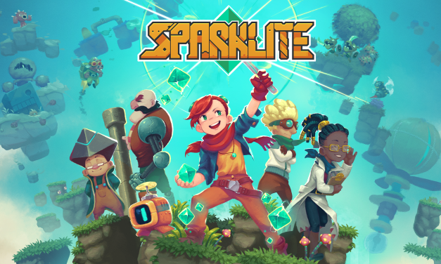 Explore Every Corner of Sparklite with Margo & Pogo!