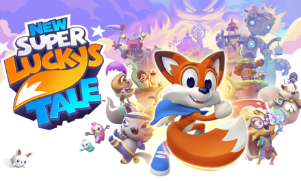 New Super Lucky's Tale will launch physically in Europe on Nintendo Switch
