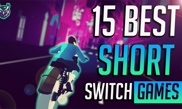 Short Games List – Top Games Under 4 Hours!