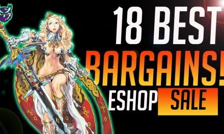Best Bargains on the eShop – Sales Galore!