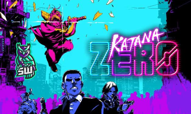 Katana ZERO – Nindie Spotlight