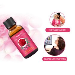 Rose Essential Oil 021