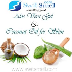 aloe vera and coconut oil bo