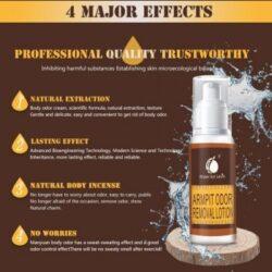 60g Armpit Odour Removal, Antiperspirant Lotions helps take away Armpits  Cavum Refresh Body Feet Odour Condensate Toiletries good Purify the Odour