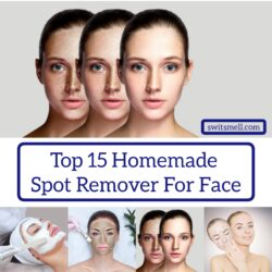 home remedies to clear black spots