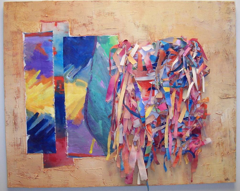 Elementary Art Students