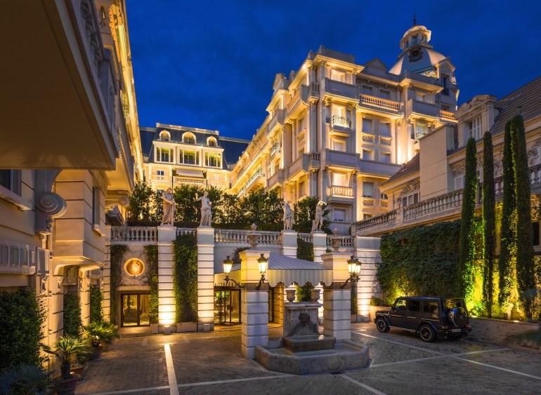 Credit Hotel Metropole Monte Carlo