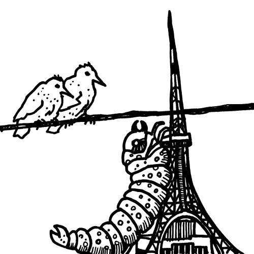 Mothra Tokyo Tower