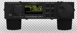 The CommRadio CR-1