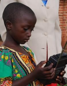 ChildSWRadioUganda