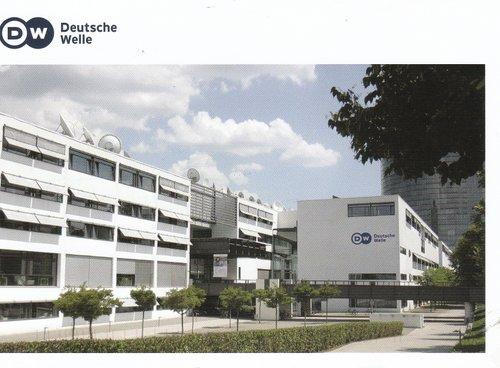 Deutsche Welle - copied broadcast on 15,275 KHz - Jan 20 , 2013 at 1930 UTC