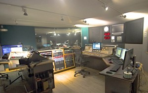 STUDIO 2A - THE HOME OF BOTH NPR FLAGSHIP PROGRAMS MORNING EDITION AND ALL THINGS CONSIDERED,