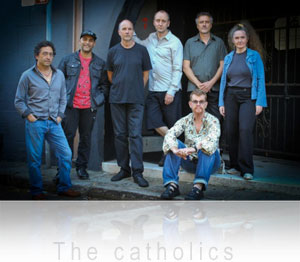 This episode of Jazz Notes starts with a piece by the Australian band,  The Catholics. (Photo: Bugle Records)