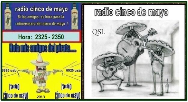 radiocincodemayo 2013-2 qsl