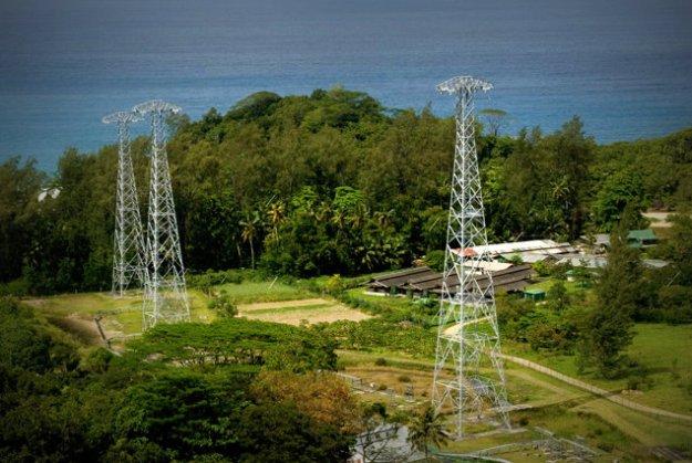 BBC Seychelles Relay Station (Photo: Vijay.sc)