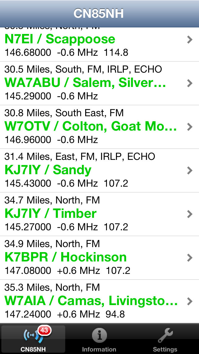 The Best Amateur Radio and Shortwave Apps for iOS, Android and