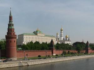 Photo of Kremlin: ??????? ?. (Julmin) (retouched by Surendil) via Wikimedia Commons