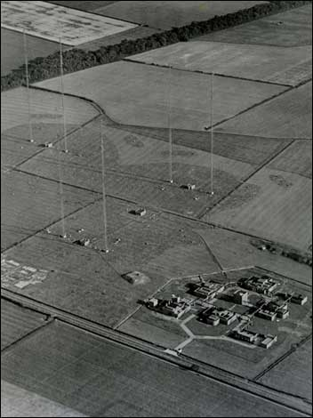 The BBC Ottringham complex (Source: BBC Humberside History)