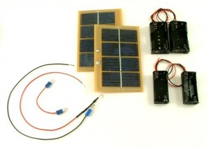 The Sundance Solar DIY battery charger