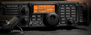 The Icom IC-7200