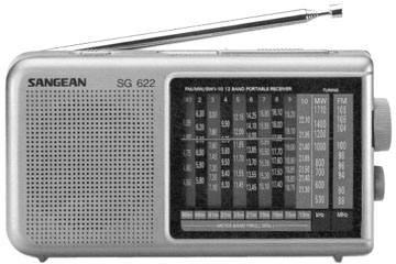 Chris' Retro Review of the Radio Shack DX-397 (Sangean SG-622) | The