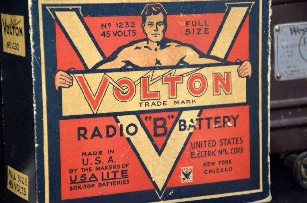 Volton-Battery