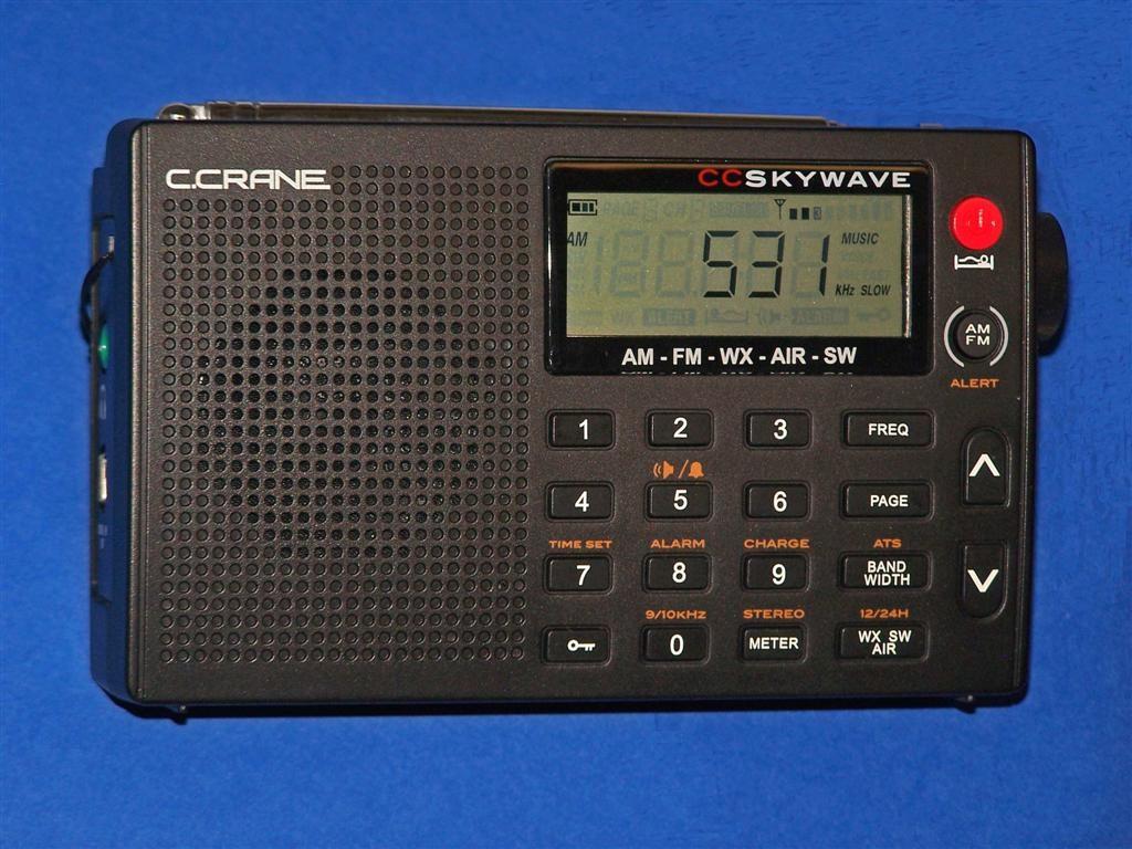 Ultralight Radio Comparison | The SWLing Post