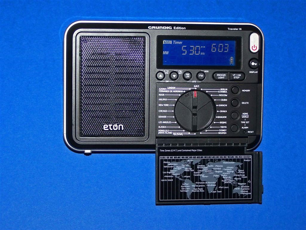 Eton Traveler Iii The Swling Post Ic 484 Am Radio Receiver