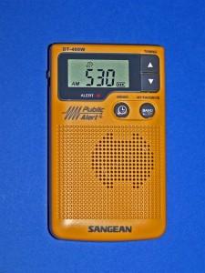 Sangean-DT400W