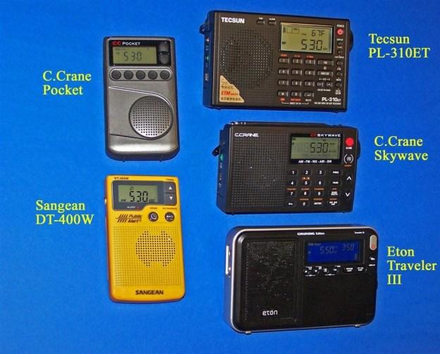 Ultralight-Radios-Review