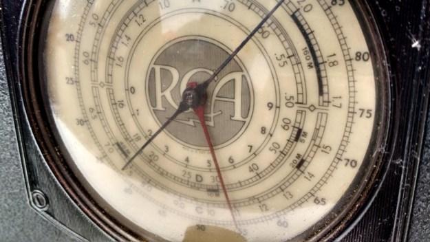 RCA-Dial