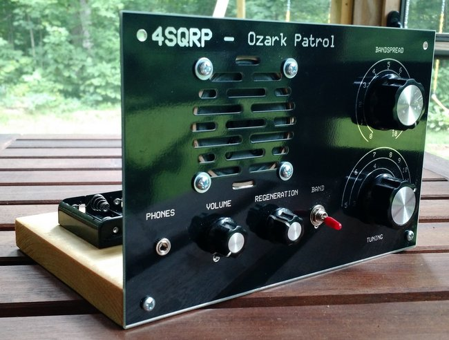 Neil's updated QRP Kits page | The SWLing Post