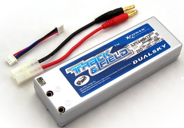 "Most LiPo batteries come in a ""pouch"" format, designed for specific applications,"