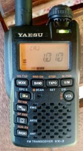 Yaesu-VX-3R