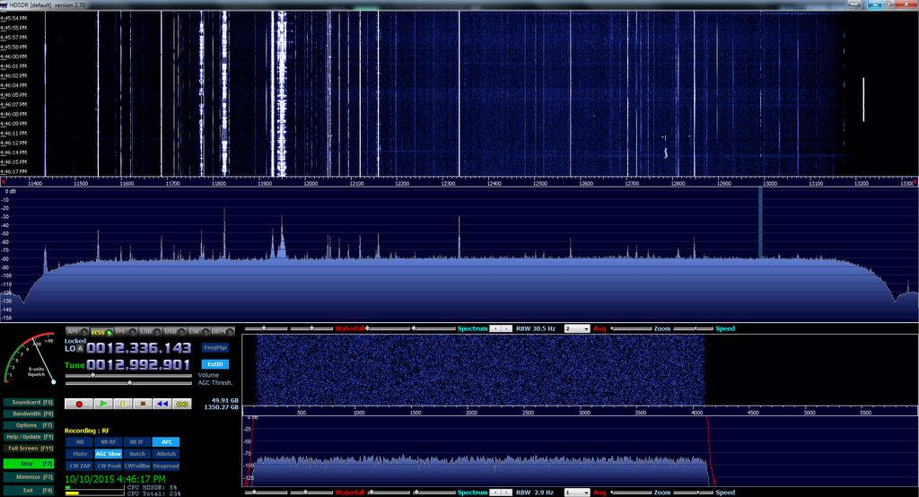 HDSDR | The SWLing Post