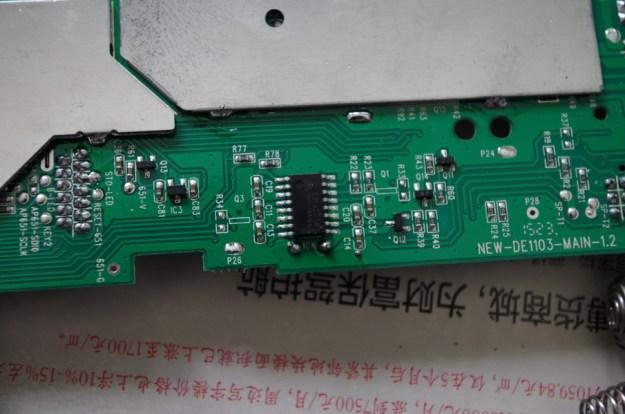 Degen-DE1103-PCboard