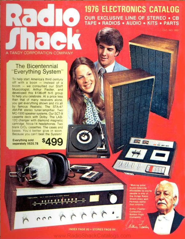 RadioShack-Catalog