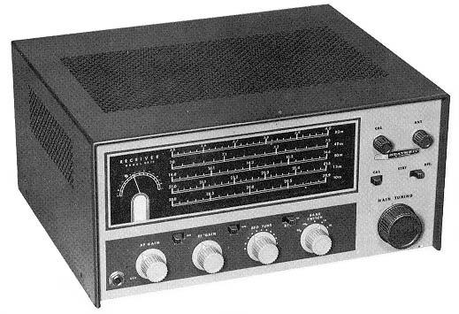 The Heathkit HR-10 (Source: Heathkit Virtual Museum)
