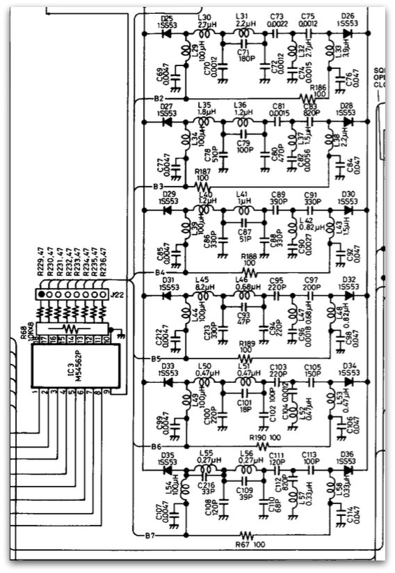 Schematic-Icom-R72-2