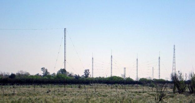 RAE Antenna farm (Source: RAE)