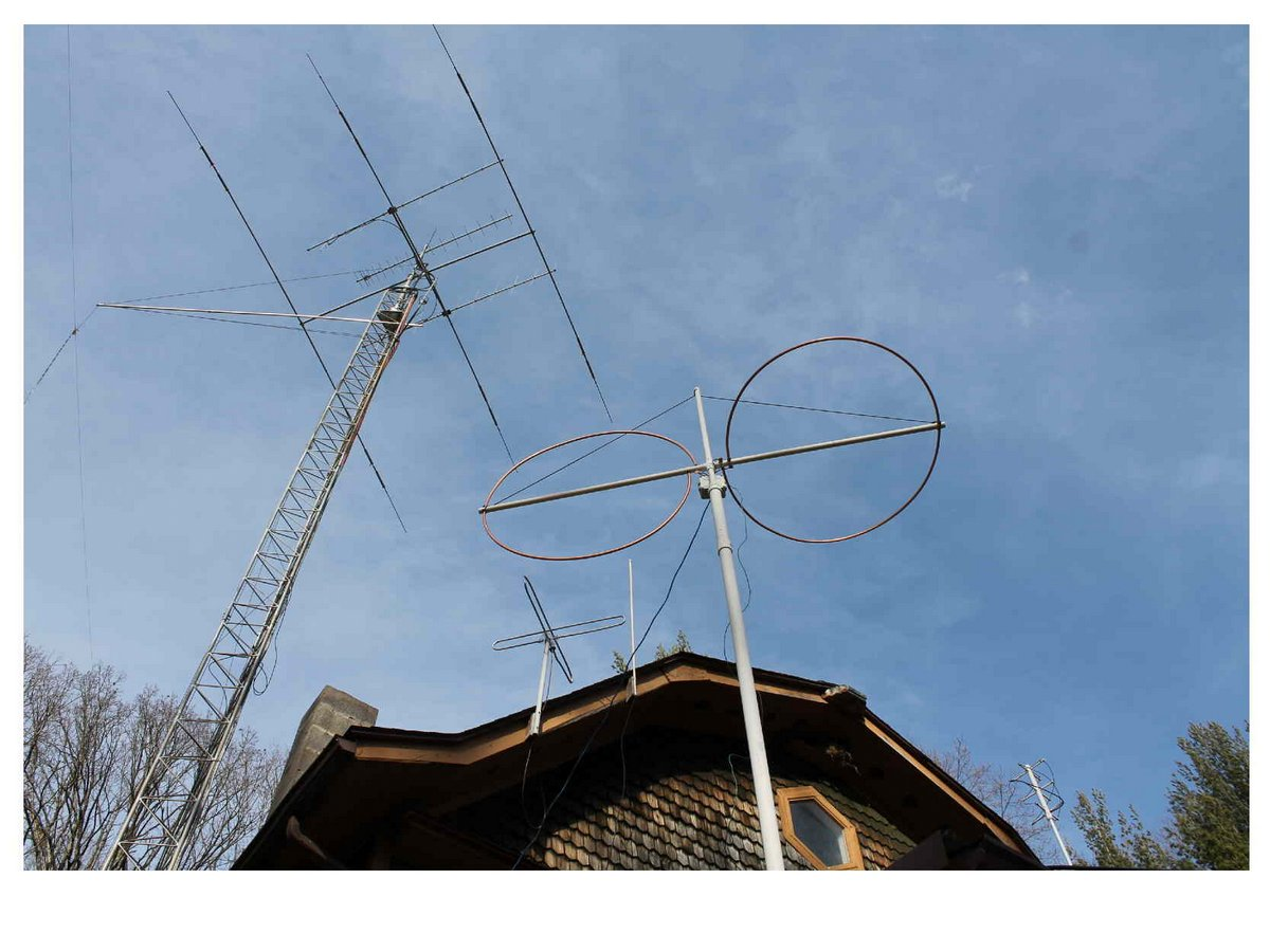 Guest Post: Building a magnetic loop antenna & broadband