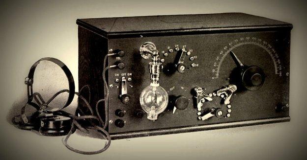 Antique-Radio-Audion