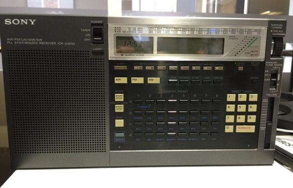 Sony-ICF-2001D
